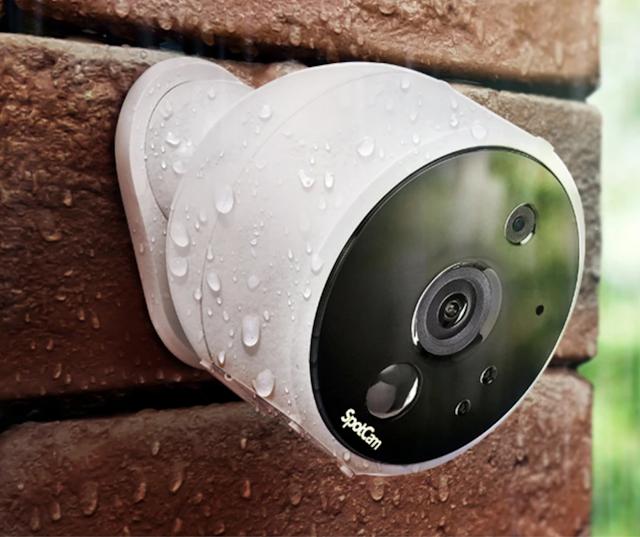 【SpotCam Solo 2】無線網絡攝錄機 有防水、內置電池、可安裝戶外 消費券購物推介