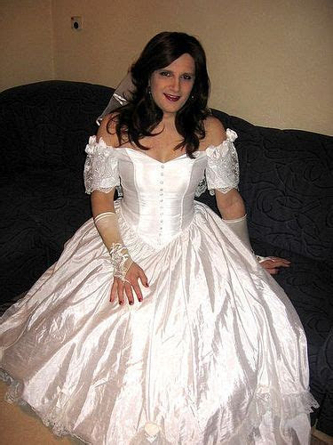 Ready to be a dutiful bride for a powerful woman   Sissy