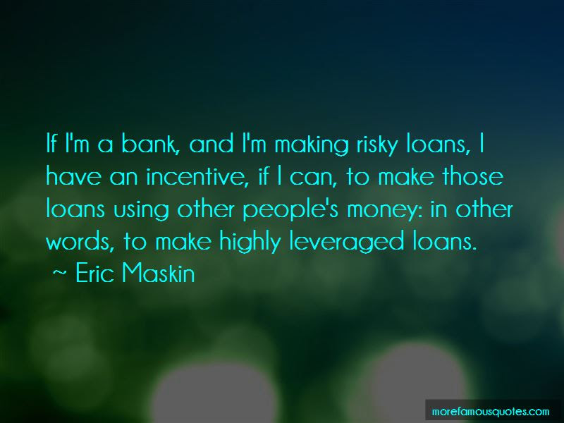 Quotes About Using Other Peoples Money Top 4 Using Other Peoples