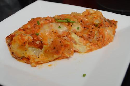 deliboys salmon lasagna