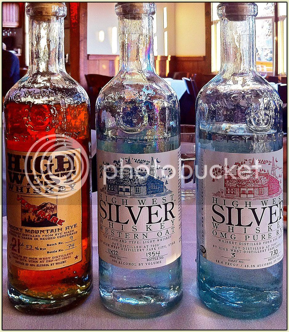 High West Whiskeys