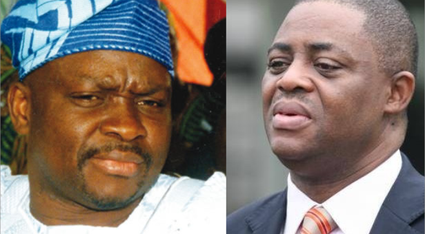 Image result for fayose and fani kayode