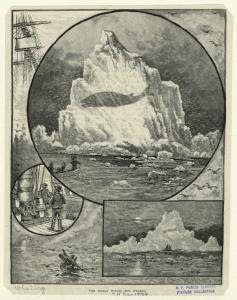 The whale within the iceberg. Digital ID: 834489. New York Public Library