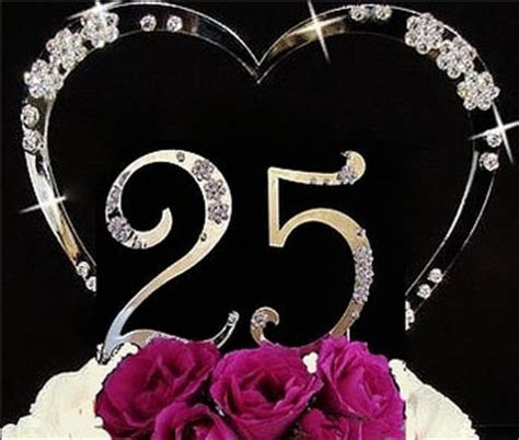 Silver wedding anniversary gift ideas for friends  our top