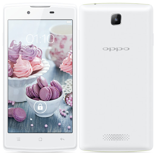 Firmware Oppo R831 Flash Via SPFlashtool