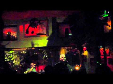 LIVE AT TIKI (ATHENS, GREECE) , THE ORCHIDS BLUE LIGHT