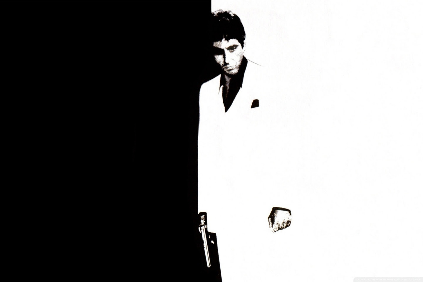 Scarface The World Is Yours Wallpapers Wallpapers Quality