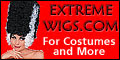 ExtremeWigs.com: Costume Wigs for Halloween