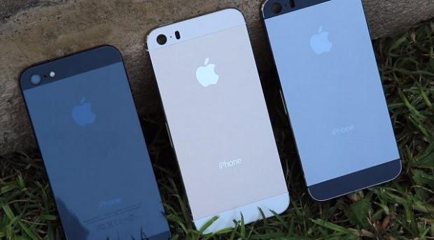iPhone 5S terá cor dourada (Foto: Reprodução/Extreme Tech)