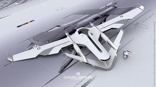 Daniel Simon's Hollywood Work by DanielSimon.Com