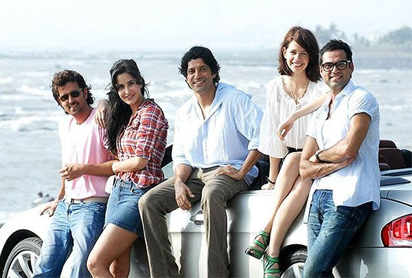 7 years of Zindagi Na Milegi Dobara: 5 things the Hrithik, Farhan, Abhay-starrer taught us