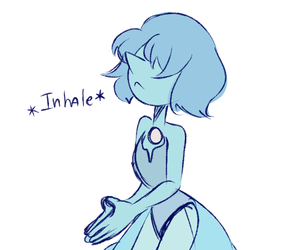 """""""How do you feel about your Diamond?"""" Blue Court Edition"""