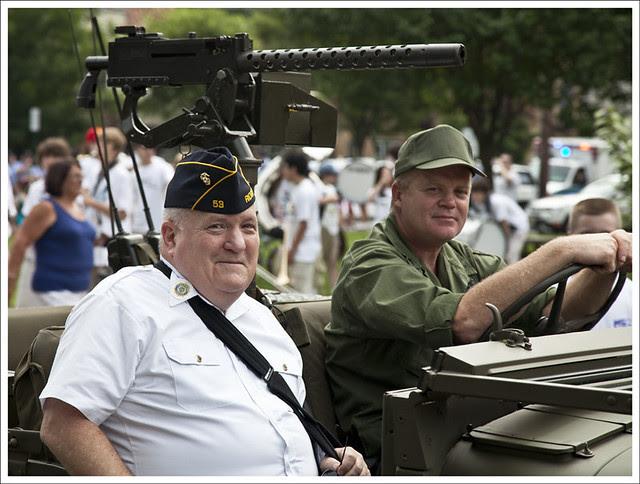 Ridgewood Fourth of July Parade 1