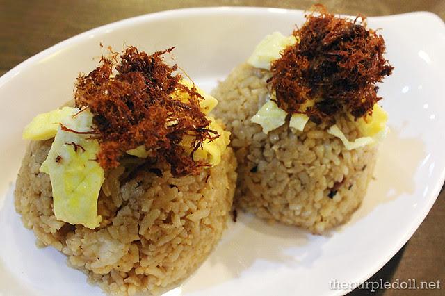 Pork Adobo Rice P49