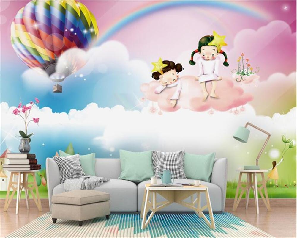 Wallpaper Untuk Kamar Anak 88 Wallpaper Untuk Dinding Kamar Anak