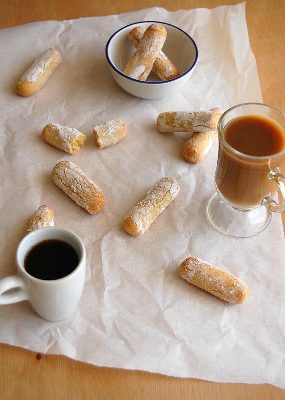 Marzipan cookies / Biscoitos de marzipã