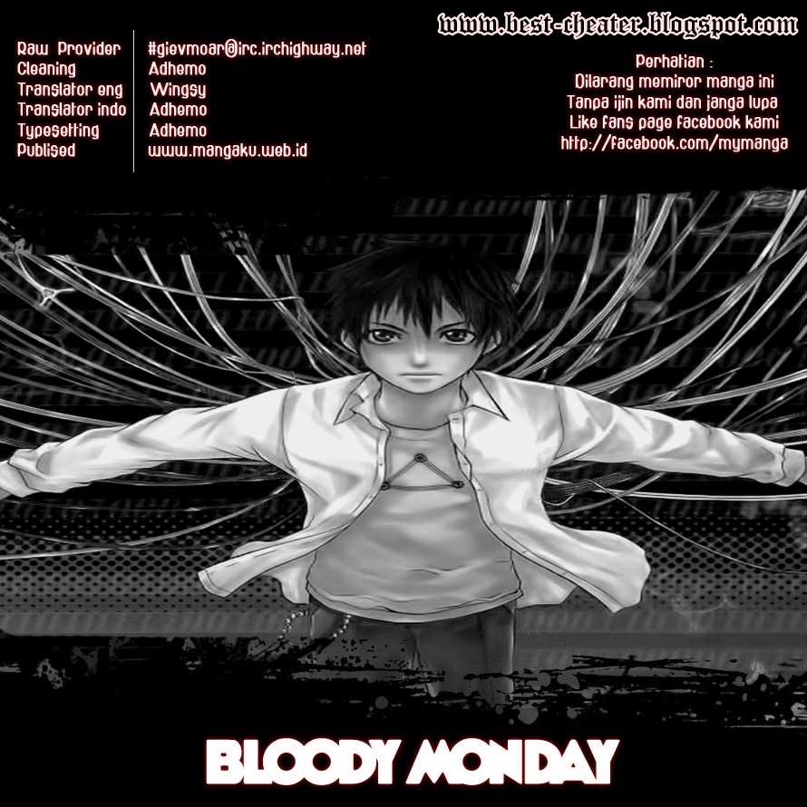 [ Bloody Monday ] Chapter 1 - Falcon