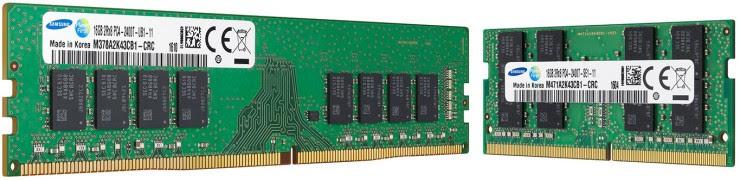Samsung DDR4 10nm