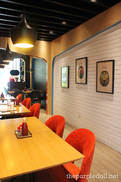 Umami Dining Area