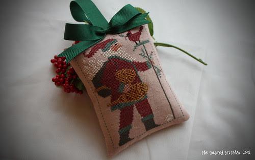 2011 Prairie Schooler Santa