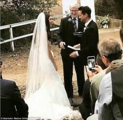 bachelor alum britt nilsson marries fiance jeremy byrne