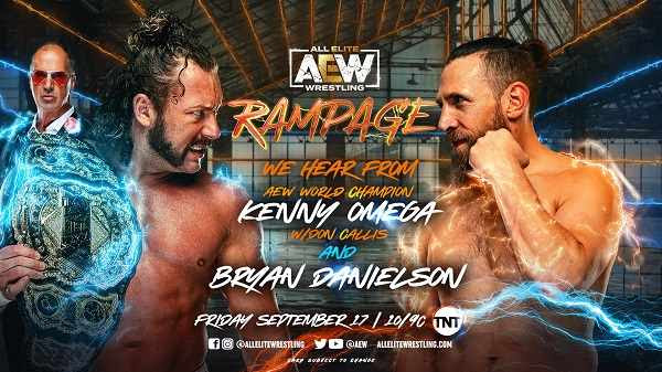 Watch AEW Rampage Live 9/17/21 September 17th 2021 Online Full Show Free