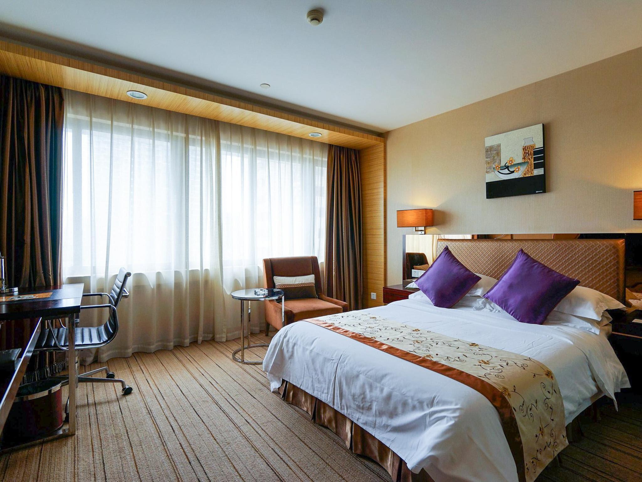 Reviews Guangzhou Easun Guotai Hotel