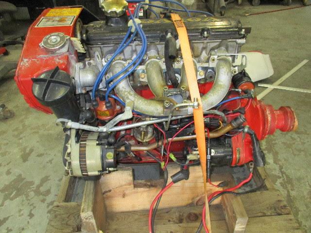 Volvo Penta AQ131 Boat Motor Complete 1980s Bayliner ...