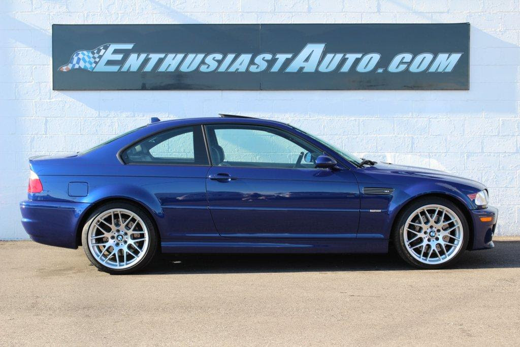 Bmw M3 With Competition Package For Sale