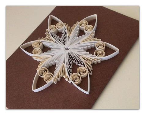 Quilling pattern / tutorial / how to, Christmas ornament