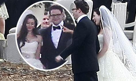 Seth Rogen wedding: 50/50 star marries girlfriend Lauren