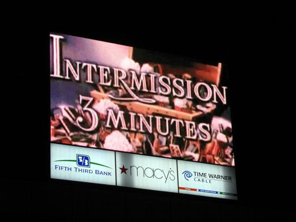 Movie night Fountain Square