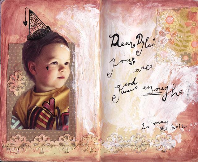 Dylan & Elliot Art Journal - p12