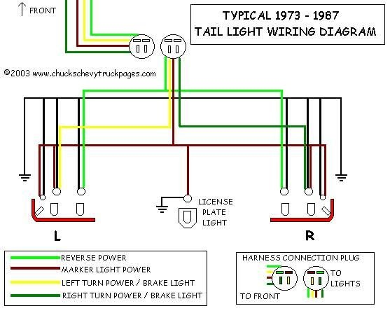 Chevy Silverado Tail Light Wiring Diagram - Wiring DiagramWiring Diagram