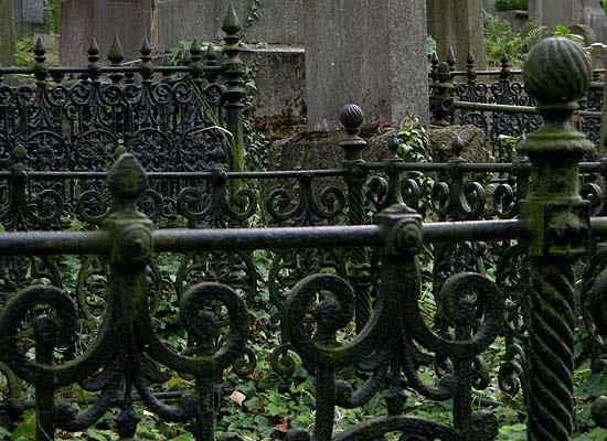 Třebič (Trebitsch), zsidó negyed és temető