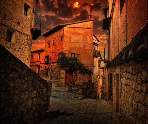 Albarracín (XVI) (NO HDR) por Reinante El Pintor de Fuego
