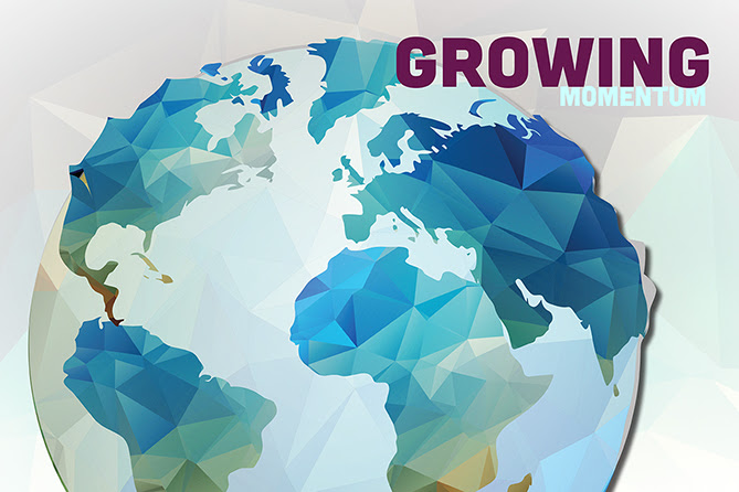 Growing Momentum