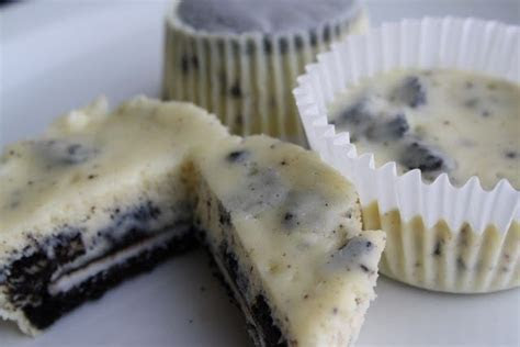 Martha Stewart and Oreo Cheesecake Cupcakes   Wedding