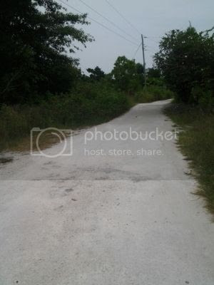Barefoot White Beach - The Road to the Resort