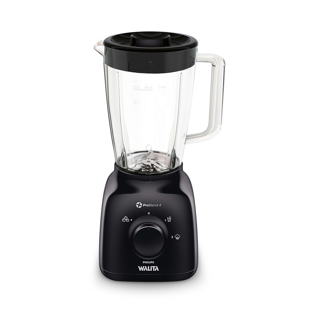 Liquidificador Philips Walita Daily Collection RI2103 / 93 127V Preto