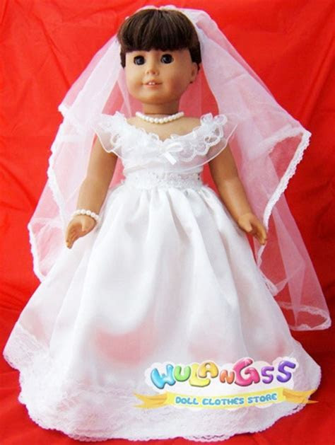9 best images about Bride Doll Patterns on Pinterest