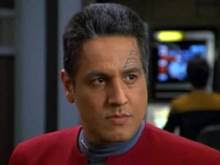 Commander Chakotay of Star Trek: Voyager