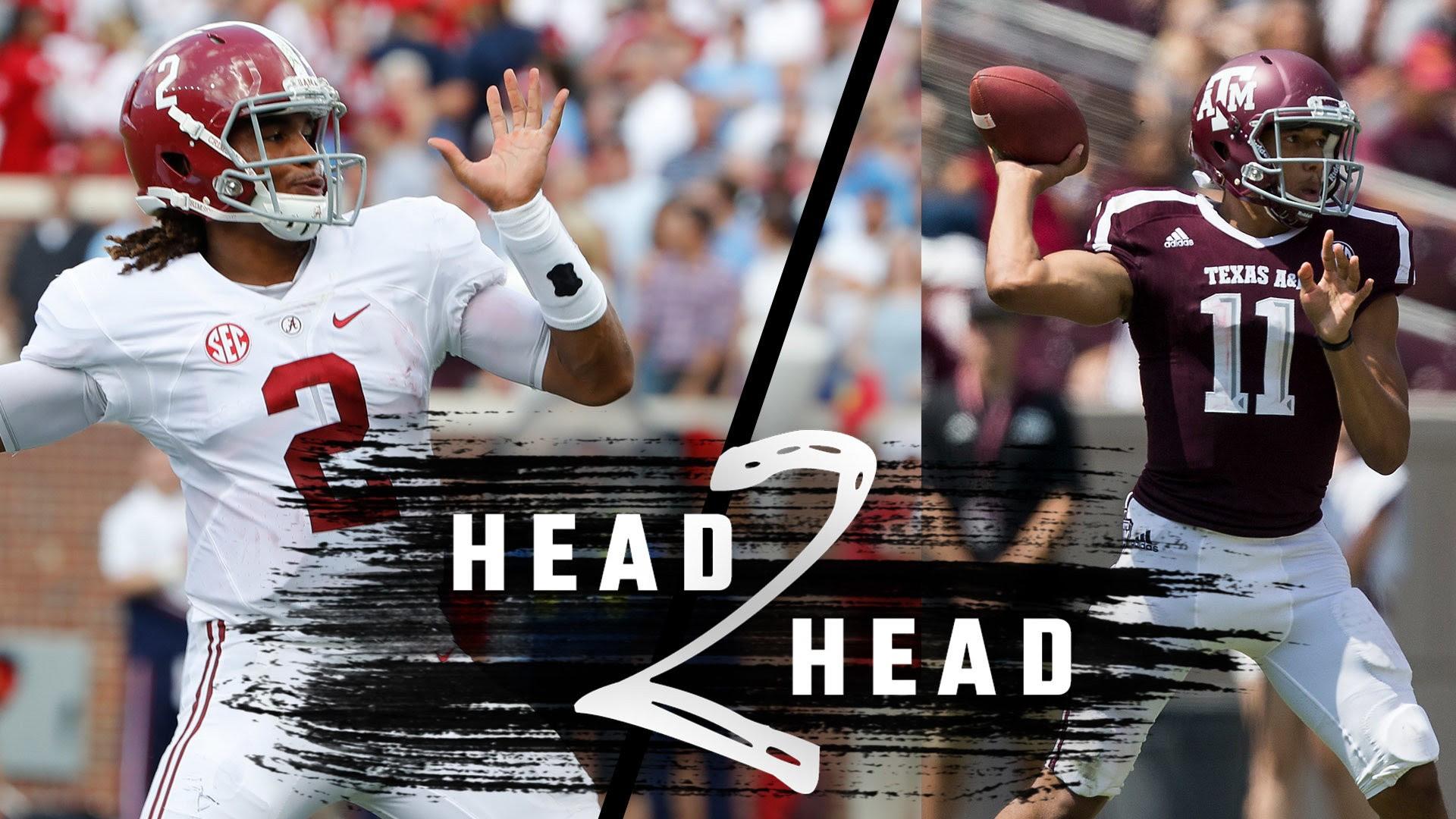 Head To Head: Alabama vs. Texas A M