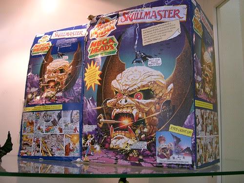 Mighty Max Skullmaster box