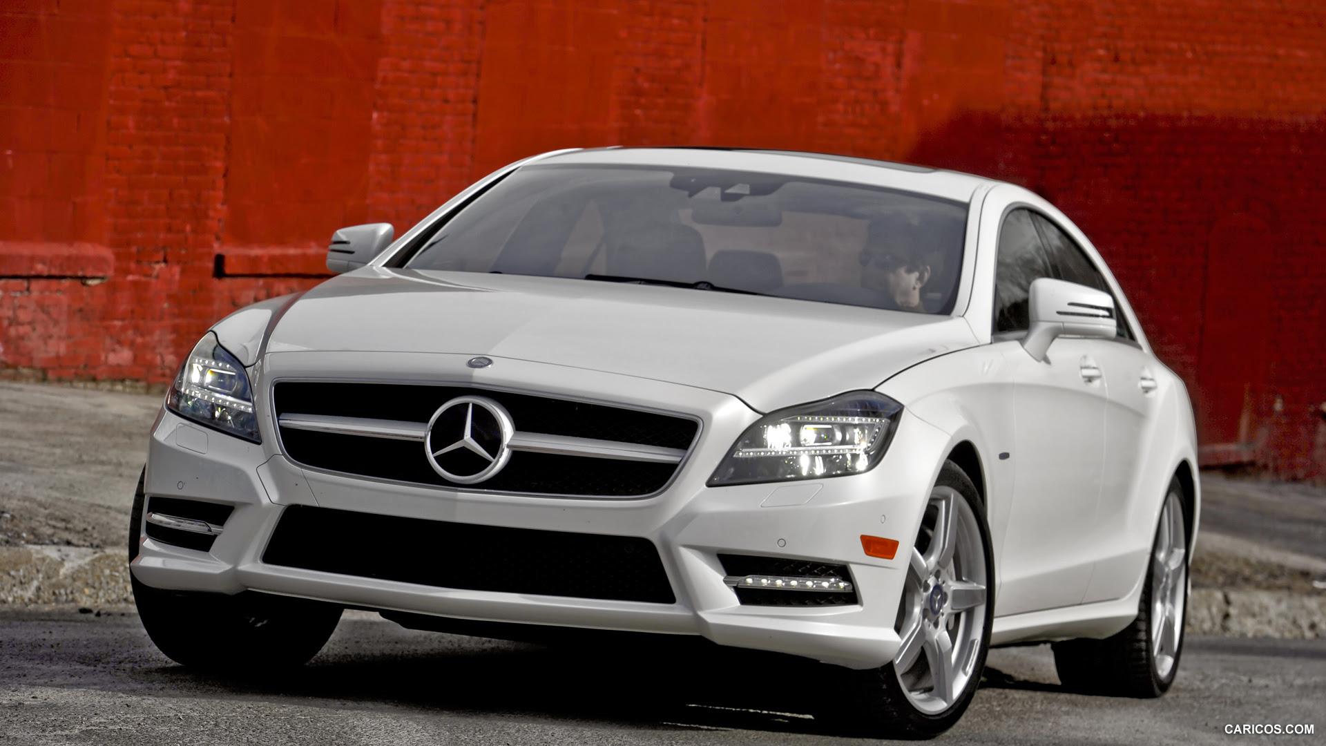 2012 Mercedes-Benz CLS550   Caricos.com
