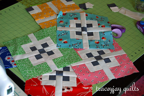 """""""Penny Candy"""" baby blocks"""
