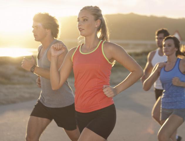 Your running weight loss plan: Intermediate - Women's Health