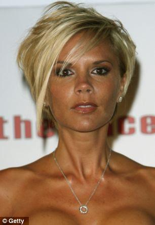 Victoria Beckham em 2007, certo
