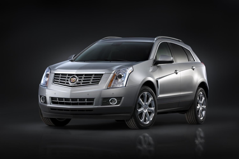 2016 Cadillac SRX | GM Authority