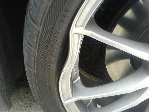 Aluminum Wheel Repair